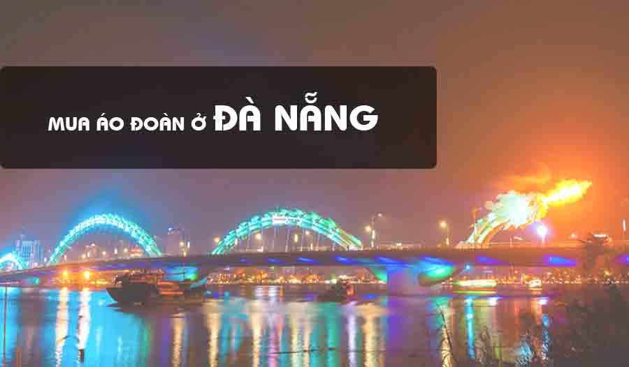 mua ao doan o Da Nang