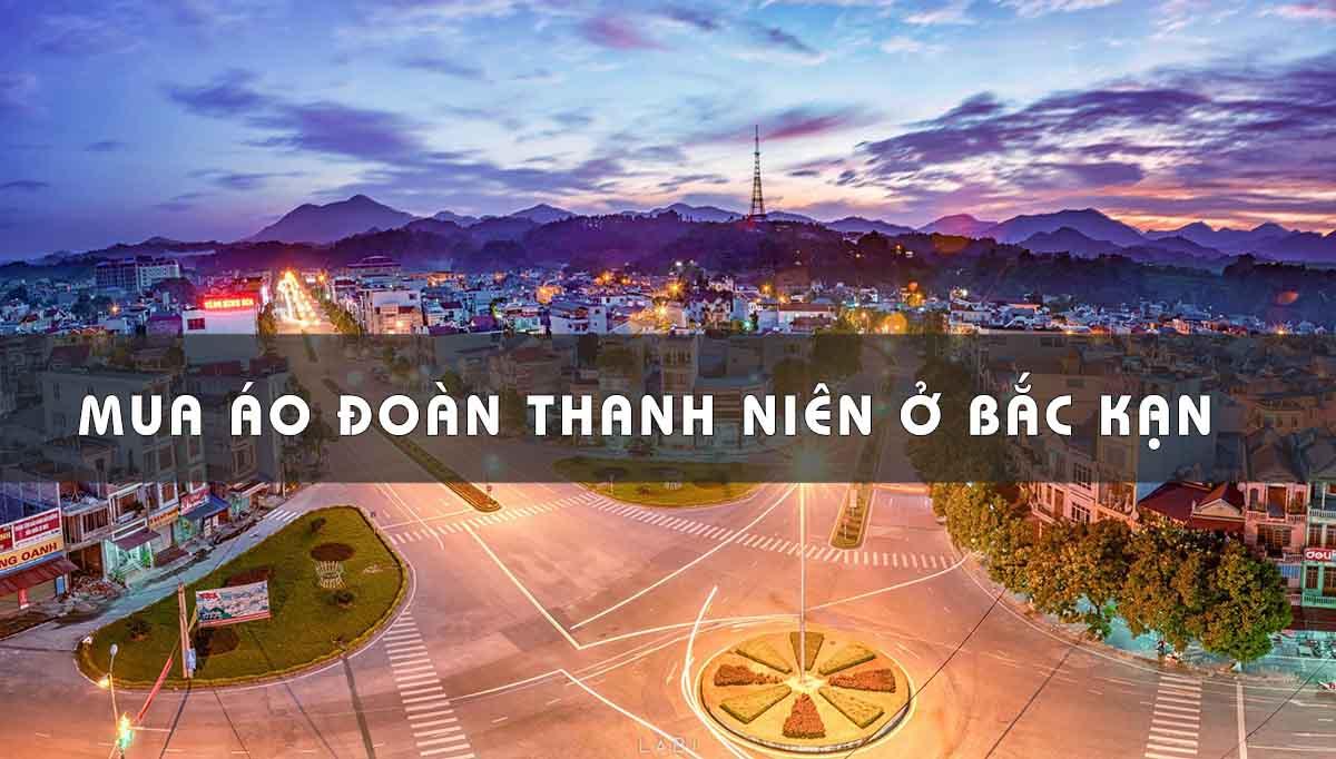 mua ao doan thanh nien o Bac Kan